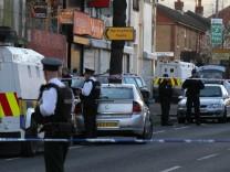 Mord an einem früheren Führungsmitglied einer IRA-Splittergruppe am Karfreitag ist in Belfast