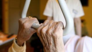 Betreuung im Seniorenheim