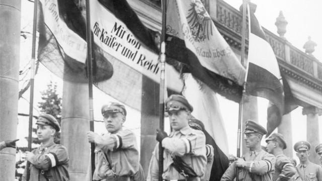 Mitglieder des Bismarckbundes, der Parteijugend der DNVP, 1933