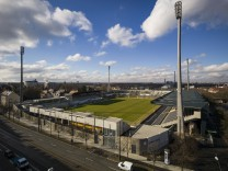 Tela Grünwalder Stadion