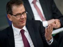 Haushaltsberatungen im Bundestag