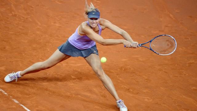 Tennis WTA-Turnier in Stuttgart