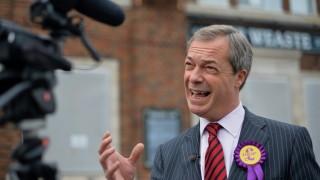 Europawahl-Blog EU-Gegner Nigel Farage