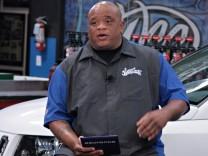 """TV-Mechaniker """"Big Dane"""", West Coast Customs"""