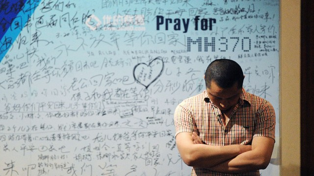 Malaysia Airlines MH370 Verschollenes Flugzeug