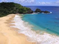 Sie zählt zu Brasiliens schönsten Stränden: die Praia do Sancho
