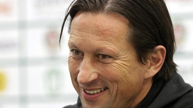 Roger Schmidt RB Salzburg Bayer Leverkusen