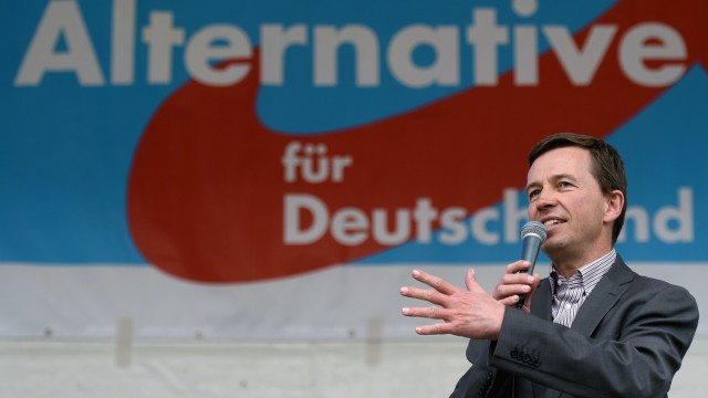AfD startet Europa-Wahlkampf