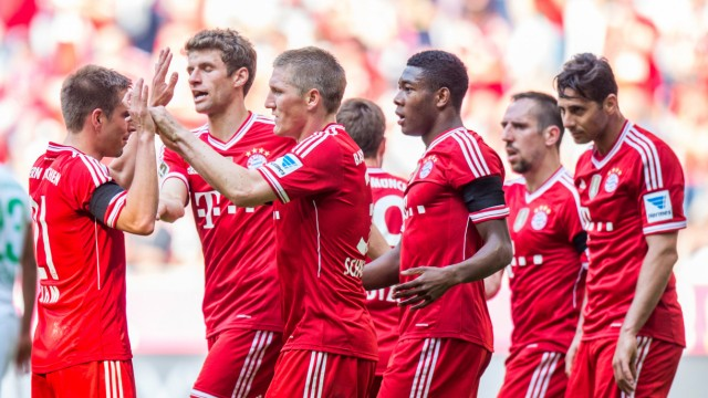 FC Bayern München - SV Werder Bremen
