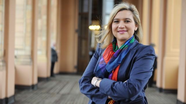 CSU Bayerische Gesundheitsministerin Huml