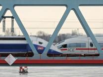 ICE und TGV