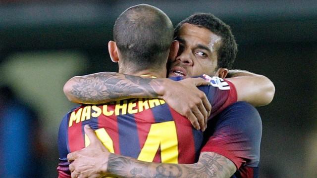 VILLARREAL VS. FC BARCELONA