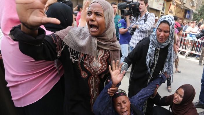 683 Moslembrüder zum Tode verurteilt