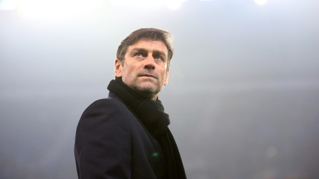 HSV Sportdirektor Oliver Kreuzer