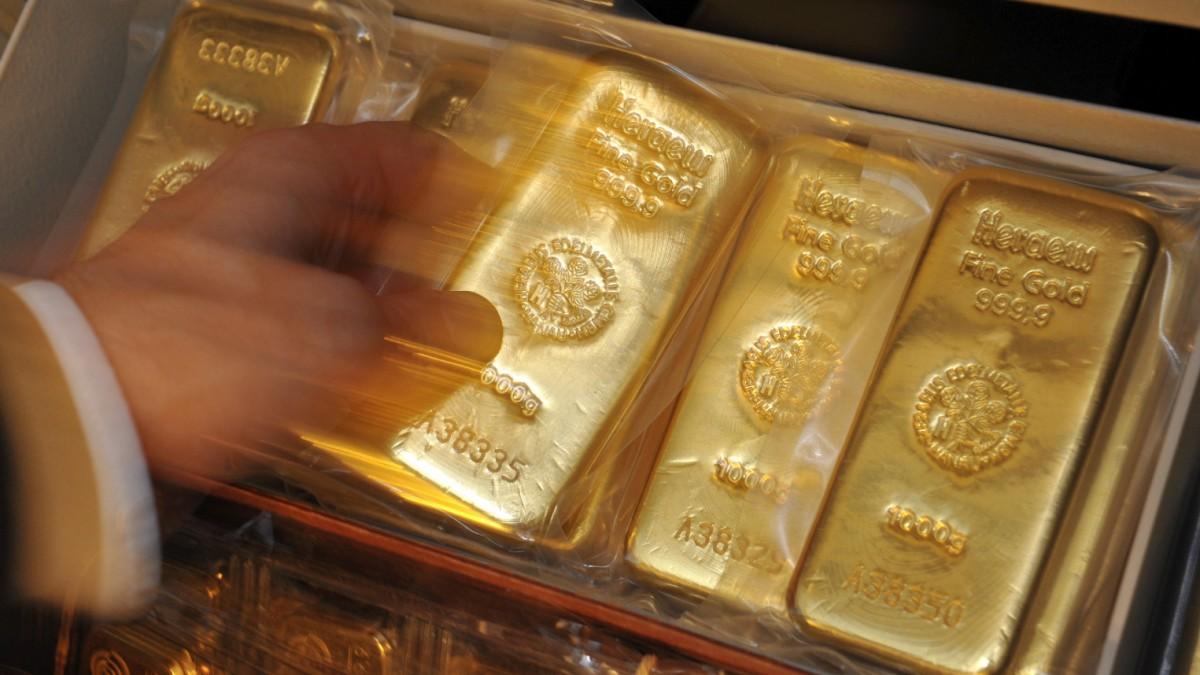Geldanlage Wo Kaufe Und Lagere Ich Physisches Gold Geld
