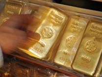 Anleger drängen zum Gold