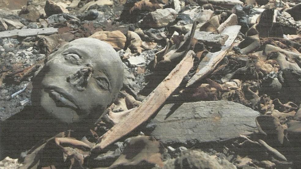 50 Mumien im Tal der Könige entdeckt