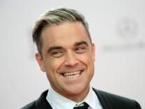 Robbie Williams wird Vater