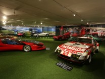 Das Ferrari-Museum in Maranello