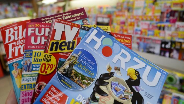Geplanter Verkauf von Springer-Titeln an Funke