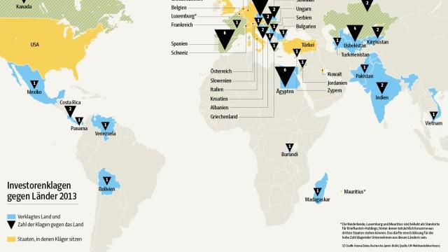 ISDS Investoren UNCTAD Grafik