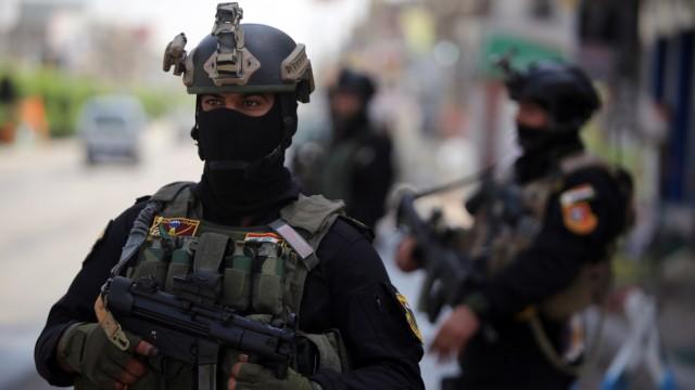 Anschläge im Irak Irak