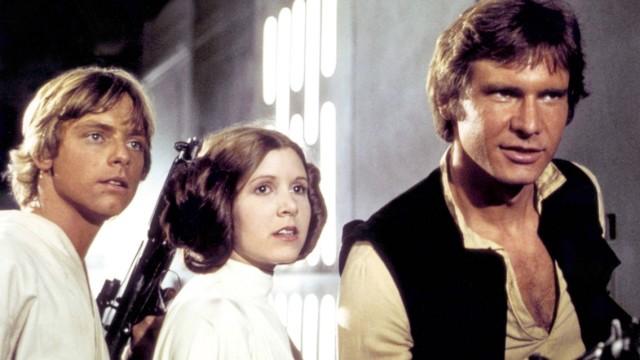"""Star Wars Cast für """"Star Wars: Episode VII"""""""
