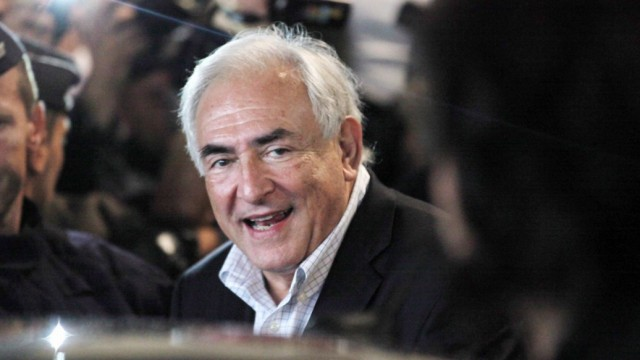 Jahreswechsel - Strauss-Kahn
