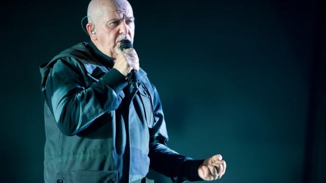 Peter Gabriel Tourneeauftakt