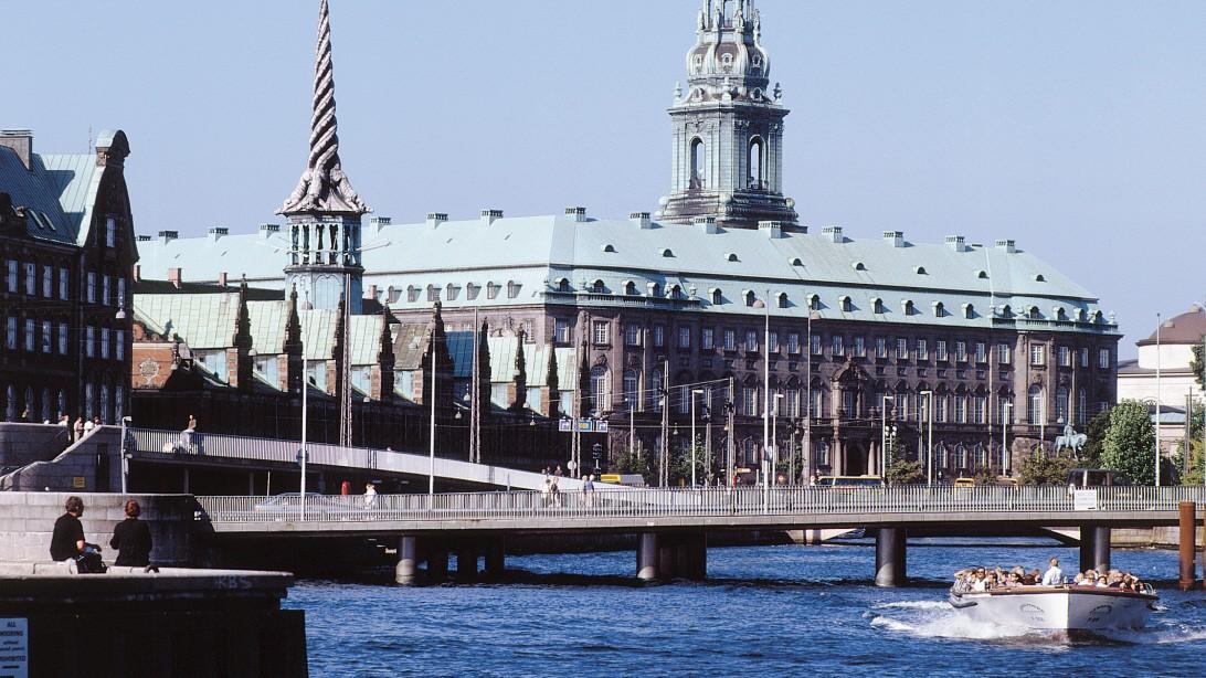 Große Oper in Kopenhagen