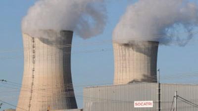 Uranunfall in Frankreich