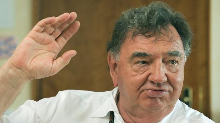 Rolf Deyhle gestorben