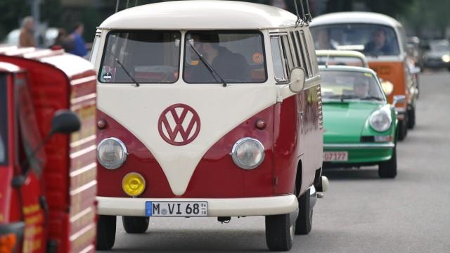 65 Jahre VW Bus
