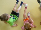 Fitness von Kindern