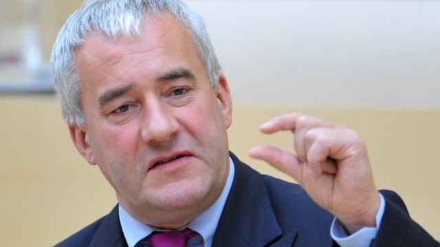 Kultusminister Ludwig Spaenle