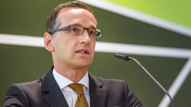 Maas beim Deutschen Anwaltsverein