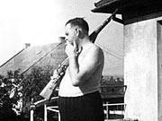 """Amon Göth, der """"Schlächter von Plaszow"""""""