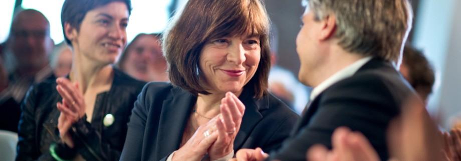 Rebecca Harms, Grüne im Europaparlament