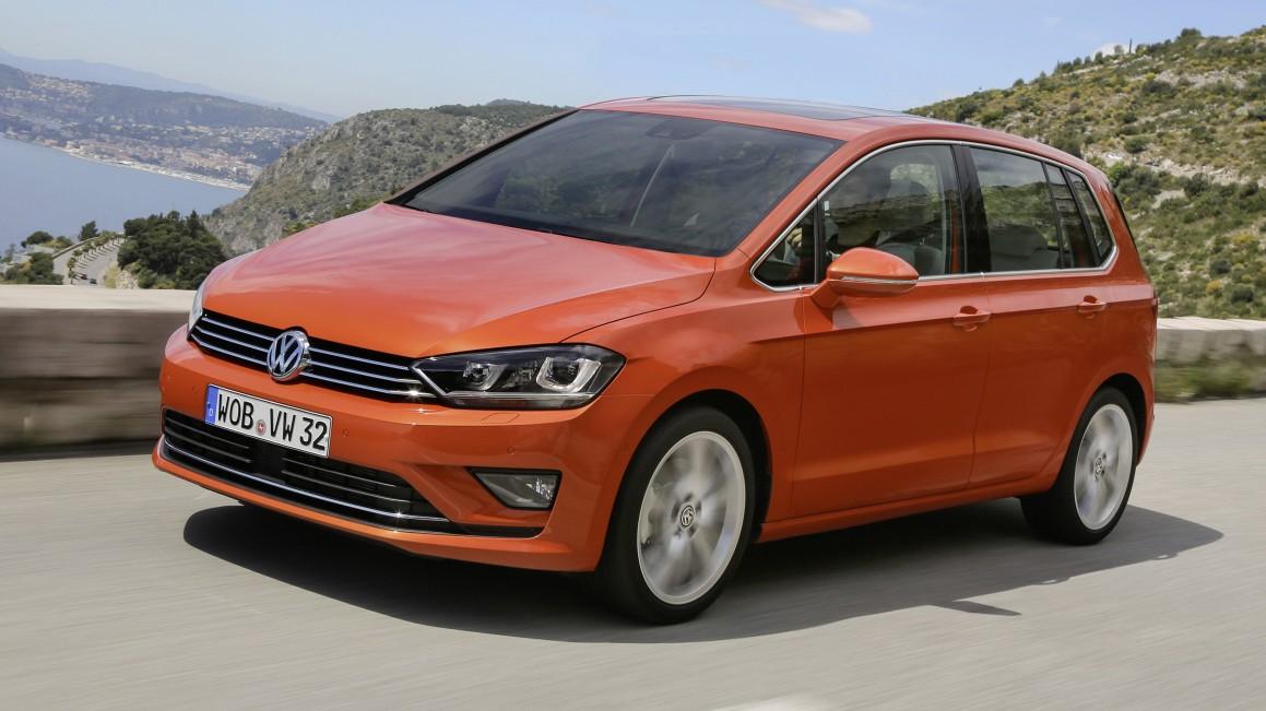 vw golf sportsvan im fahrbericht - auto & mobil - süddeutsche.de
