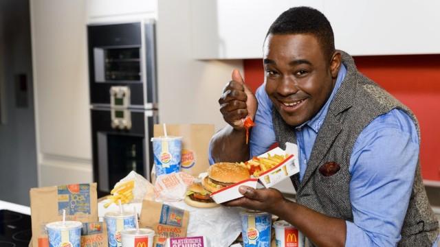 McDonald's gegen Burger King; Nelson Müller