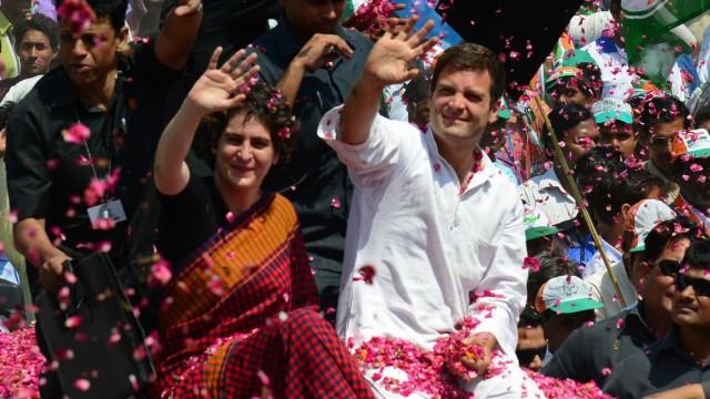 Politik in Indien Parlamentswahl in Indien