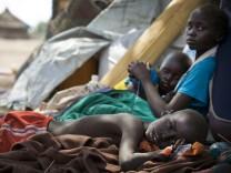 Flüchtlinge in Südsudan
