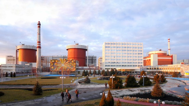 Kernkraftwerk Süd-Ukraine