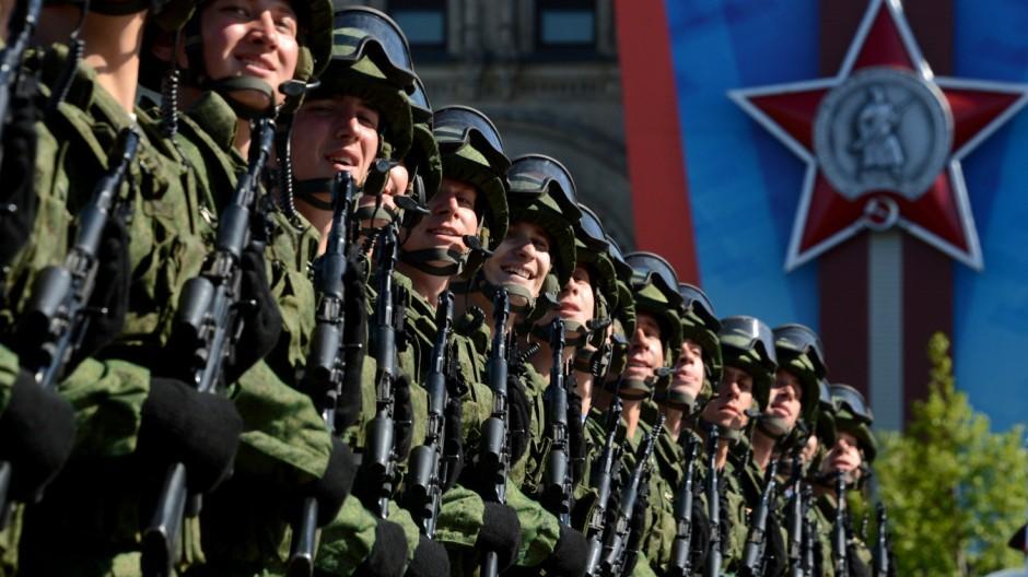Krieg in der Ukraine Russland und der Ukraine-Krieg