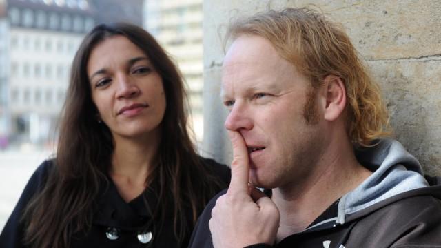 Jens Hoffmann und Cleonice Comino, 2010