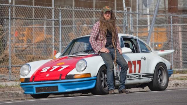 Porsche-Sammler und Urban Outlaw Magnus Walker
