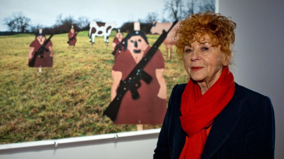 Fotoausstellung 'Targets' von Herlinde Koelbl