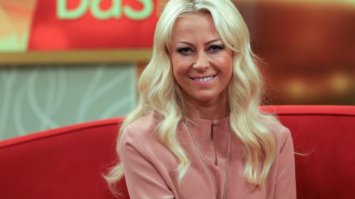 Jenny Elvers zu Gast in der NDR-Sendung 'DAS!'
