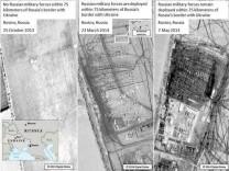 Truppen Ukraine Rostow