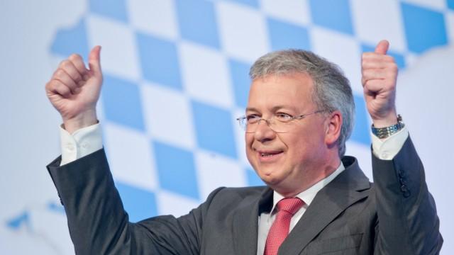 CSU-Europaparteitag in Nürnberg; Markus Ferber CSU